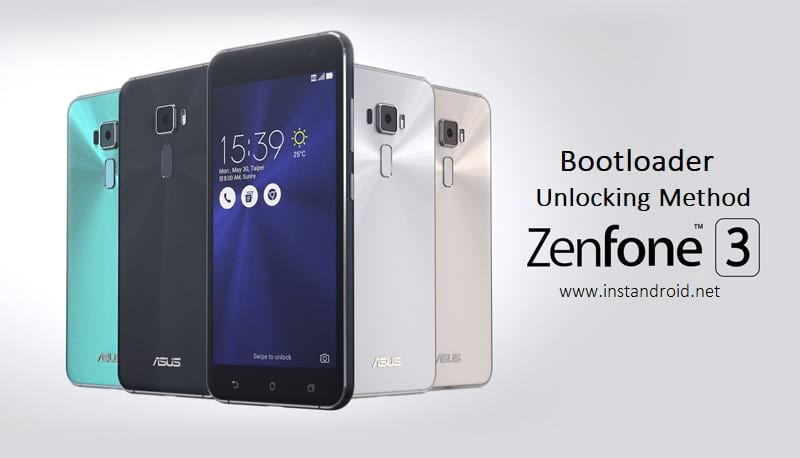 How to unlock Bootloader of Asus Zenfone 3 ZE552KL