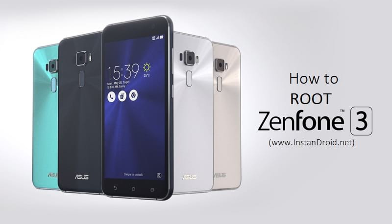 How to root Asus Zenfone 3 ZE552KL