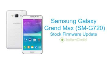 Samsung Galaxy Grand Max SM-G720 Stock Firmware Update-Instandroid.net
