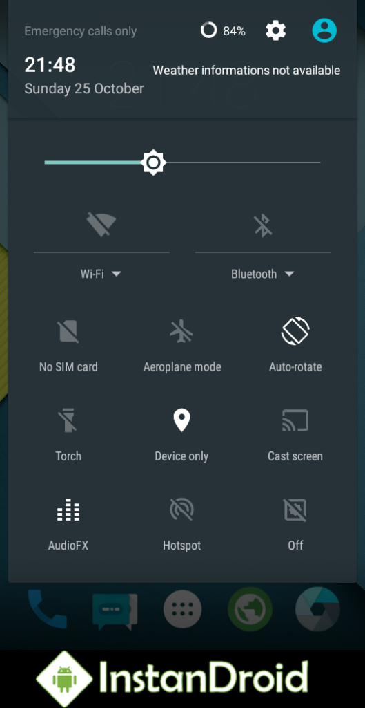 CyanogenMOD 12.1 for Samsung Galaxy A3