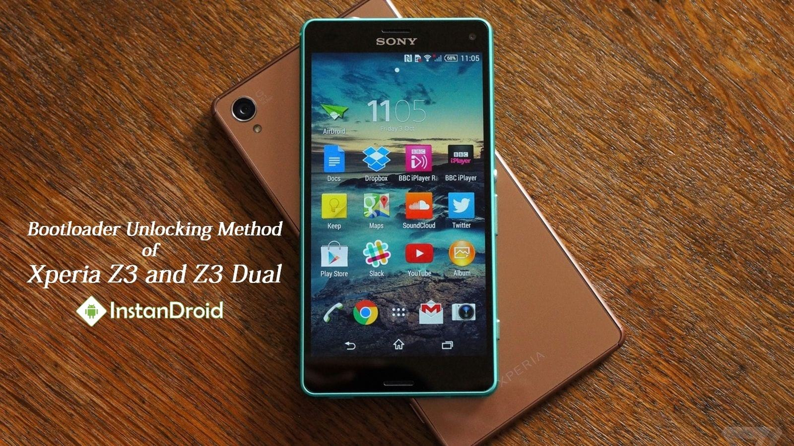 Sony Xperia Z3 Bootloader Unlocking Method (Official)