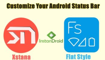 Customize Android Status Bar Using Xstana And FSBI_www.instandroid.net