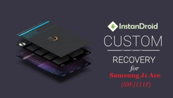 Samsung J1 Ace SM-J111F Custom Recovery TWRP-instandroid.net