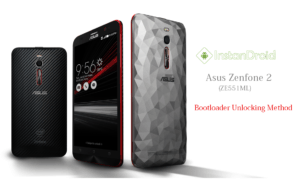 Asus Zenfone 2 Bootloader Unlocking Method (ZE551ML) (Marshmallow)
