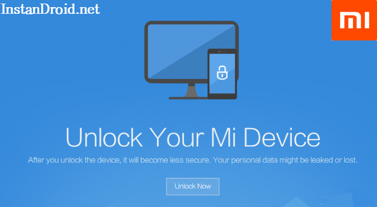 Bootloader Unlocking Method of Xiaomi MiRedmi (Universal Method) (Works On Every Xiaomi Mobile) - www.instandroid.net