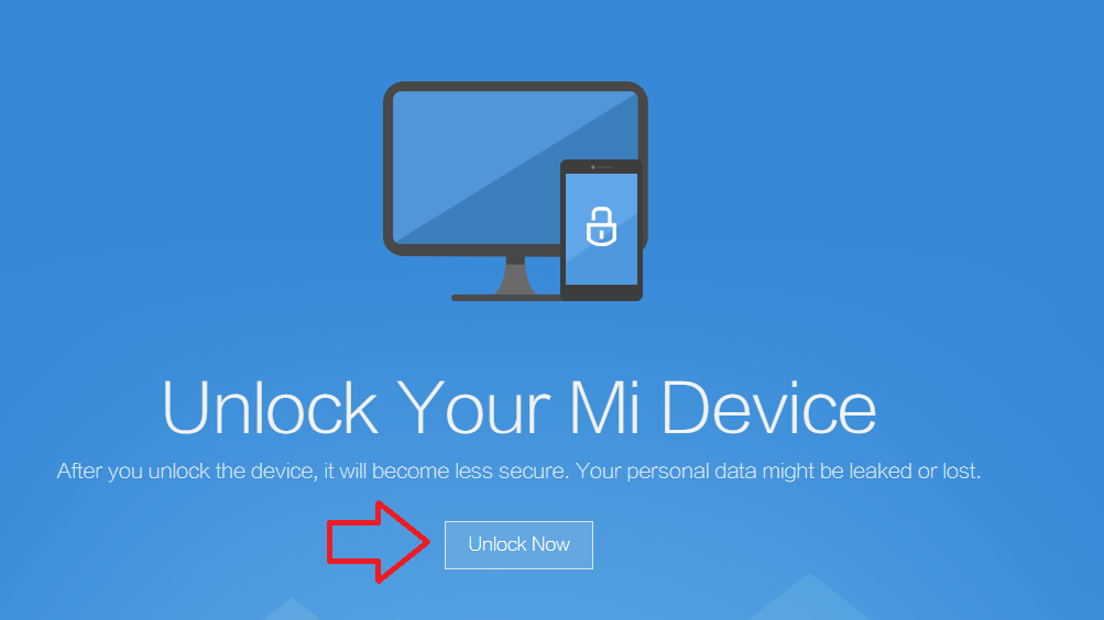 How to unlock bootloader of Xiaomi Mi Redmi Devices