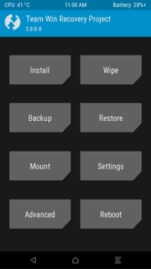 How to install TWRP in Xiaomi Redmi Note 4 - www.instandroid.net