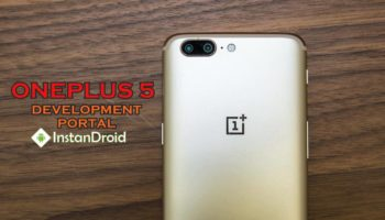 OnePlus 5 Development – Unlock, TWRP, Root And All Custom ROM List_WWW.INSTANDROID.NET