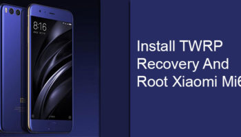 [Download] Xiaomi MI 6 Custom Recovery TWRP_www.instandroid.net