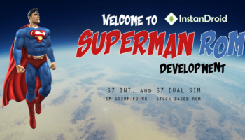 Samsung Galaxy S7 and S7 edge Custom Rom SuperMan-ROM (SM-G930FDW8) – www.instandroid.net