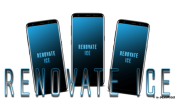 Samsung Galaxy S8 Oreo Custom Rom Renovate Ice V11.1 (SM-G95XFFDN) (Oreo 8.1) (Nightly) – www.instandroid.net