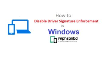 How to Disable Driver Signature Enforcement in Windows 7, 8 and 10 – instandroid.net