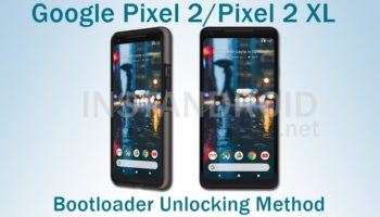 How To Unlock Bootloader Of Google Pixel 2 & Pixel 2 XL_www.instandroid.net