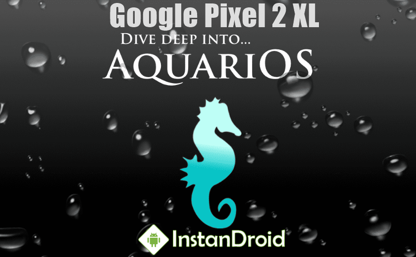 Google Pixel 2 XL Oreo Custom ROM AquariOS 8.1.0
