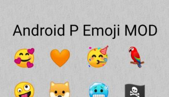 Android Pie 9.0 Redesigned Emoji Set For Older Android Versions_www.instandroid.net