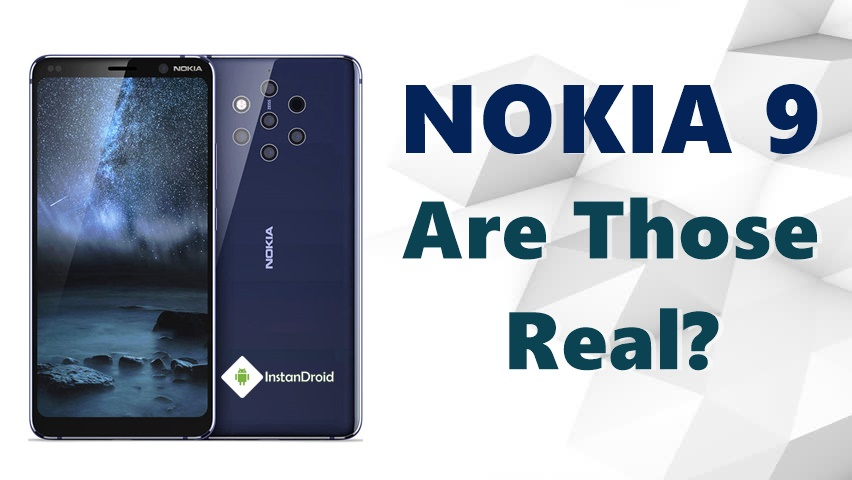 Nokia 9 Could Bring Astonishing Five Rear Camera!