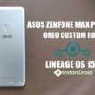 Asus Zenfone Max Pro M1 Oreo Custom ROM Lineage OS 15.1 (official)_WWW.INSTANDROID.NET