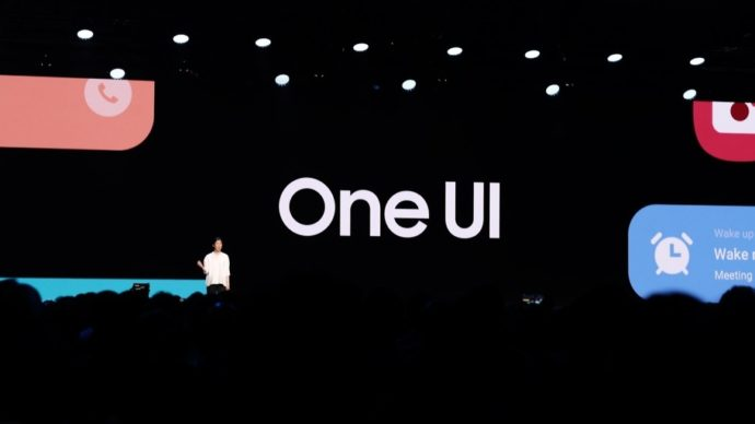 Samsung New System Interface 'One UI' Review