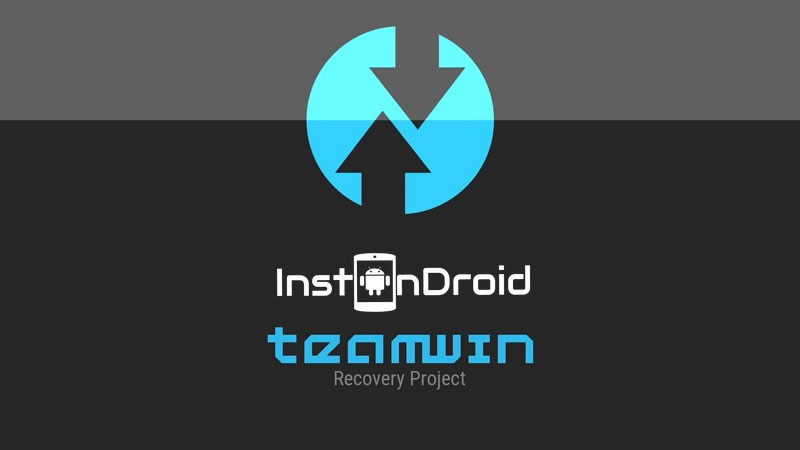 TWRP recovery image